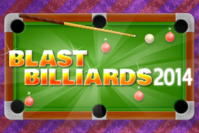 Play Blast Billiards 2014!!