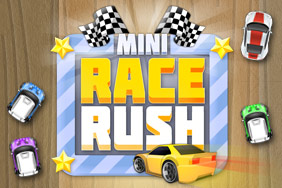 Play Mini Race Rush!