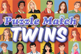 Puzzle Match Twins